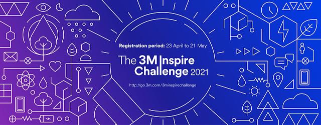 3M inspire Challenge 2021 Gizmo Manila