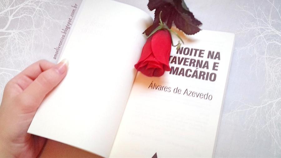 Noite na Taverna, Álvares de Azevedo, livros de Álvares de Azevedo, mal-do-século, romantismo, ultrarromantismo