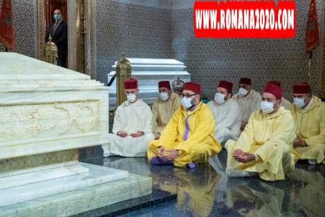 أخبار المغرب: التزام الملك محمد السادس بكمامة فيروس كورونا المستجد covid-19 corona virus كوفيد-19 يجلب إشادة فيسبوكيين