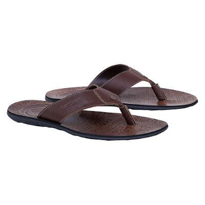 Sandal Jepit Pria Kulit Catenzo NO 076