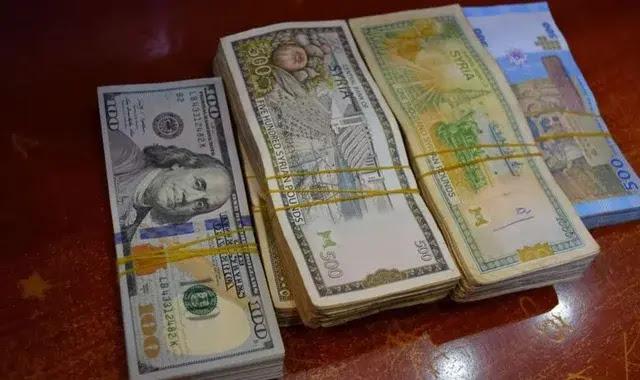 سعر صرف الليرة السورية أمام العملات والذهب اليوم السبت 19/12/2020