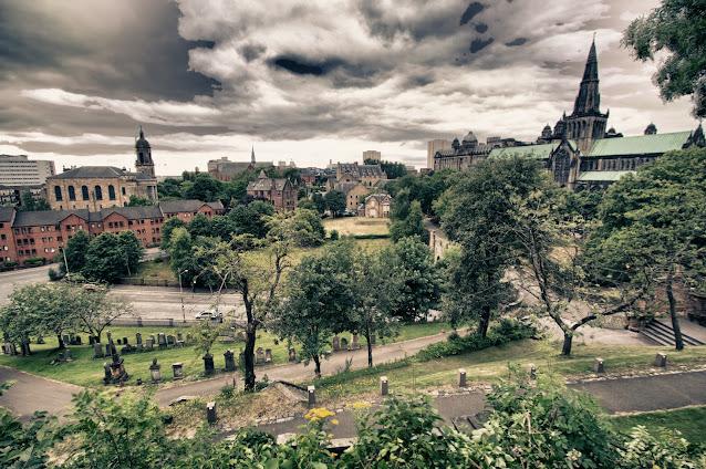 Cimitero della Cattedrale-Glasgow