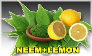 neem and orange face pack for oily skin