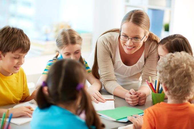 Διδασκαλία σε σχολείο; Εύκολη υπόθεση