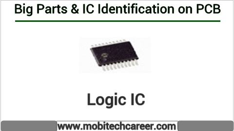 How to identify Logic ic on pcb of a mobile phone | All IC identification on PCB circuit diagram | Mobile Phone Repairing Course | iphone Repair | cell phone repair Hindi me