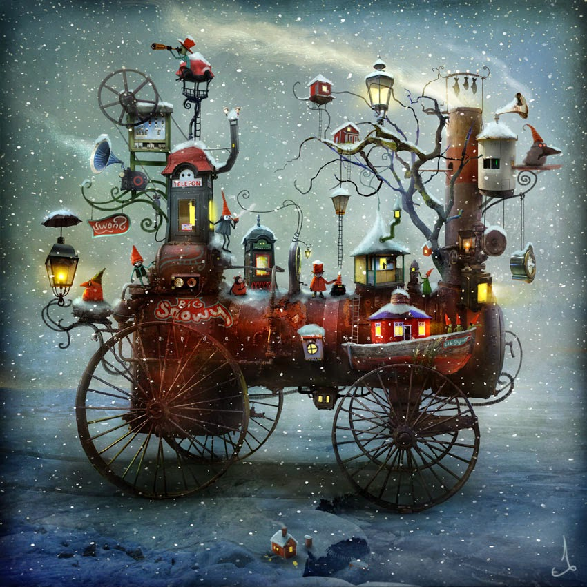 05-Alexander-Jansson-Fairy-tale-Worlds-in-Surreal-Paintings-www-designstack-co