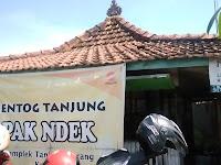 Pak Ndek, Kisah Sukses Penjual Lentog Tanjung