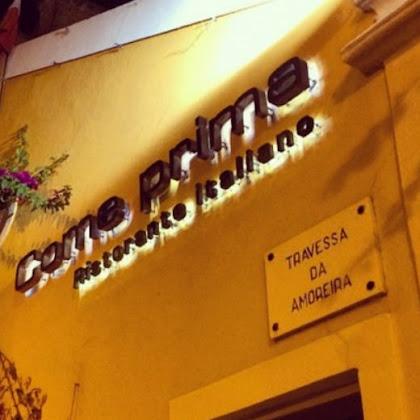 Come Prima - O Restaurante di Eccellenze Italiane