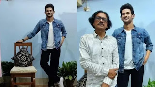 Sushant Singh Rajput Wax Statue made by west bengal sculptor Sukanto Roy from west bengal