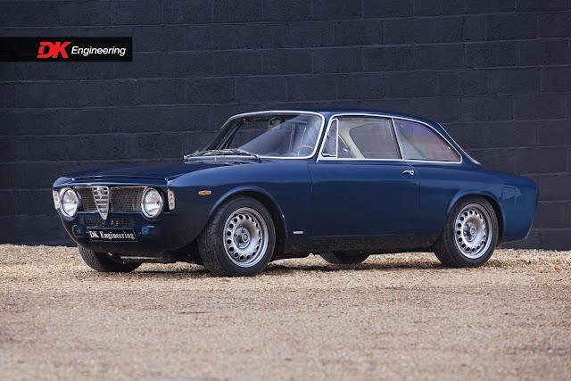 1970 Alfa Romeo GTA By Alfaholics - #AlfaRomeo #GTA #Alfaholics #DKEngineering #forsale #classiccar