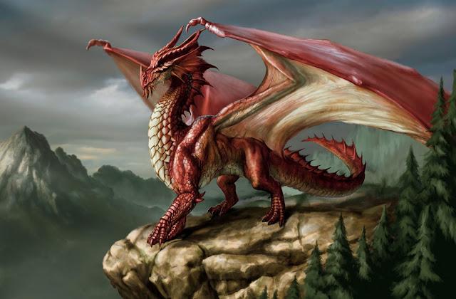 Cómo ajustar un encuentro en Dungeons & Dragons - Dragones
