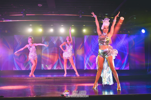 Star cruises Superstar Libra 丽星邮轮 天秤号 3D2N 槟城 普吉岛 Penang Phuket starcruises libra One In A Million Performance Stardust Lounge