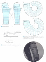 cómo hacer los leggins de Pattern Magic