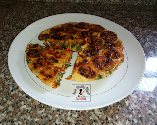Plantain and Egg Fritata Recipe