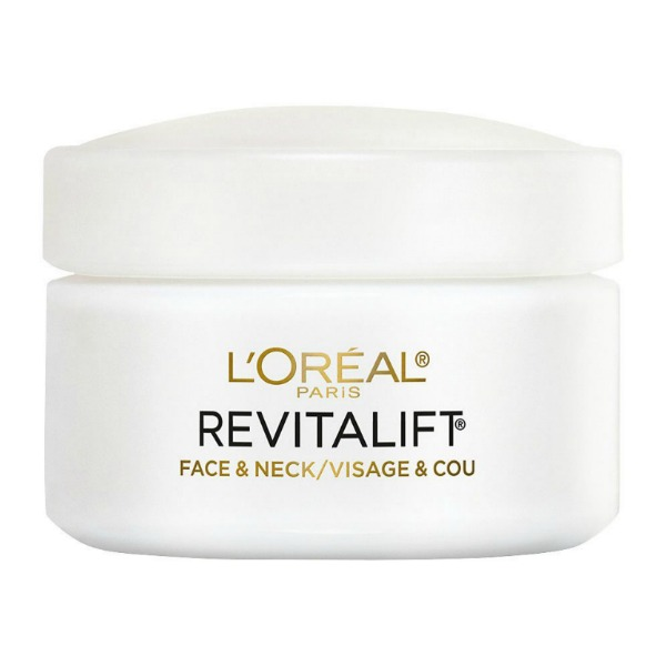 l'oreal revitalift before and after