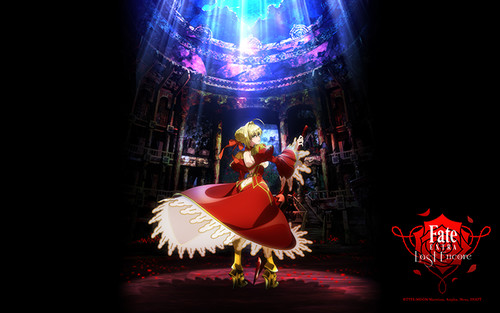 Fate/Extra Last Encore TV Anime
