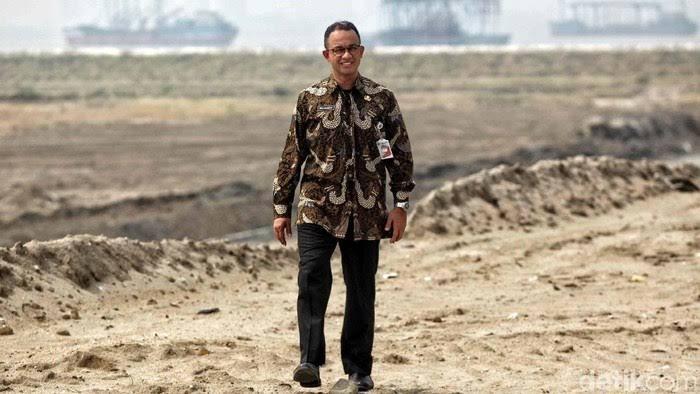Soal Reklamasi Ancol, Demonstran: Anies Baswedan Mengingkari Janji!