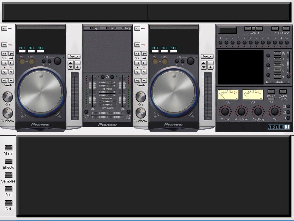 Atomix Virtual Dj 5 0 7 Hercules DJ Skins New SFX Plugins
