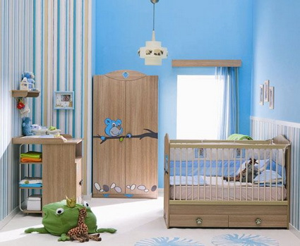 Ideas for decorating boys rooms 3