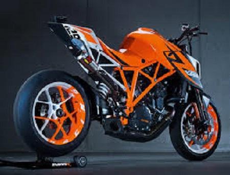 modifikasi motor sport ktm