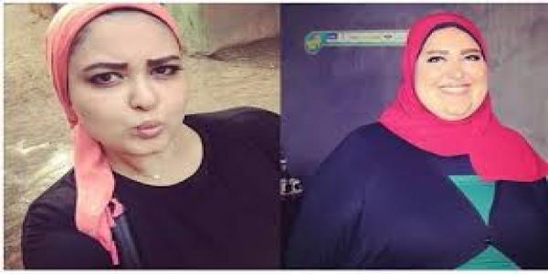 الفنانة دعاء رجب تقول السر فى ريجيم أنقاص وزنها السريع !!