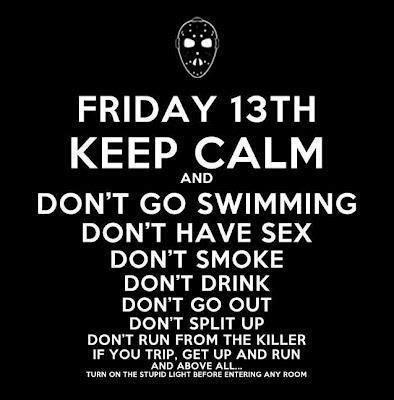 Friday The Th Funny Facebook Status Update