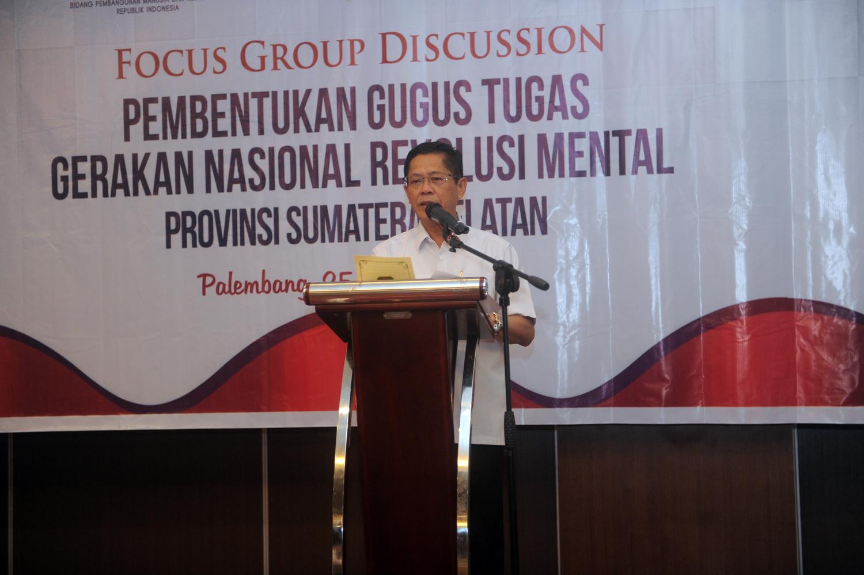 Revolusi Mental Itu untuk Mewujudkan Indonesia Berdaulat