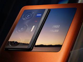The global version of the vivo X70 camera phone will run on Origin OS