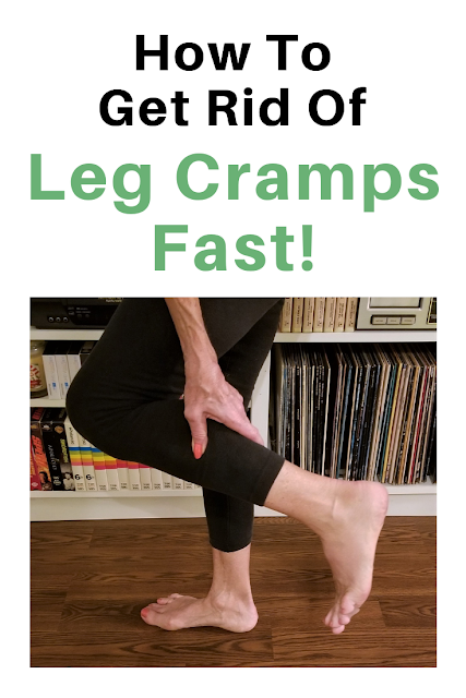 8 Natural remedies to ease Nocturnal leg cramps