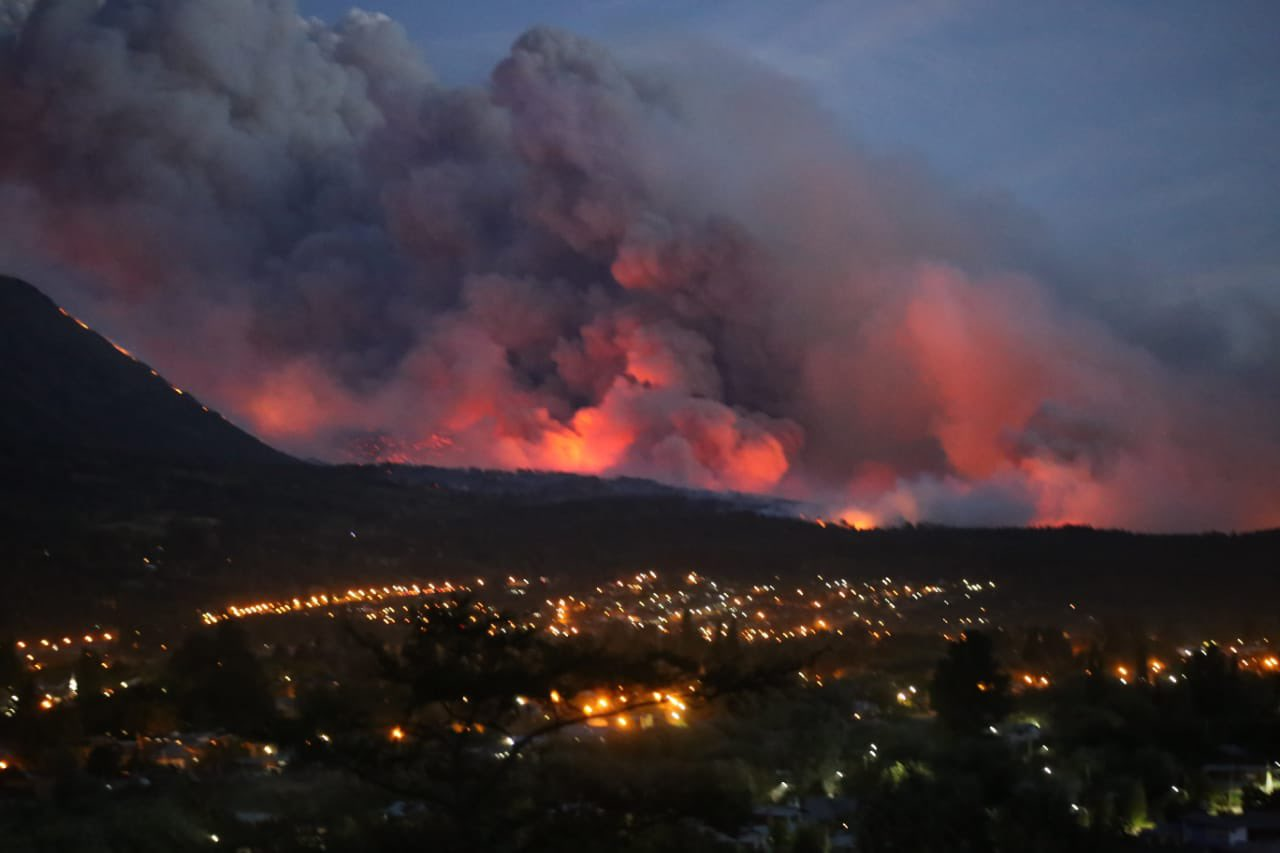 Incendios en Chubut: el drama crece y hay 12 personas desaparecidas