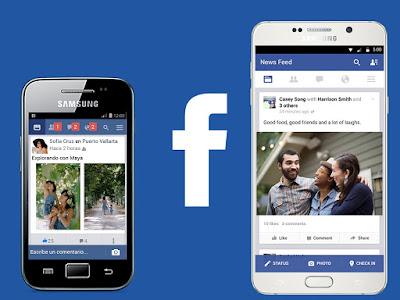 App facebook problemas bateria