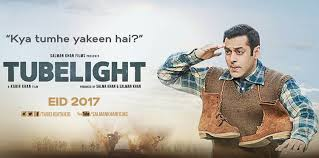 Tubelight Latest Poster