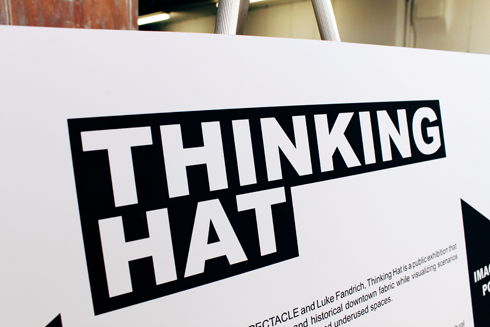 Thinking Hat Medicine Hat Alberta
