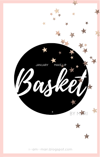 January Make Up Basket