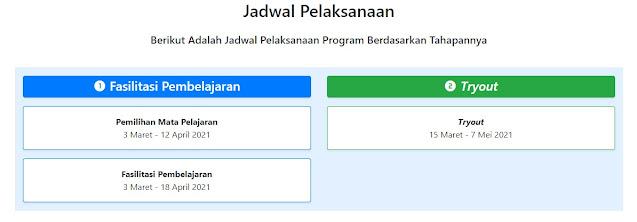 Jadwal Belajar Mandiri Calon PPPK 2021