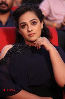 Nithya Menon Latest Stills at at Janatha Garage Movie Audio Launch  0115.JPG