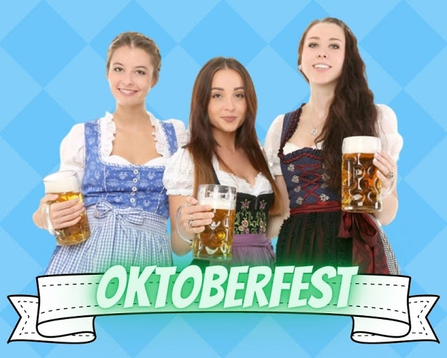 octoberfest munique