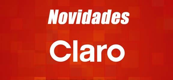 CLARO TV COM NOVIDADES NA GRADE CONFIRAM - 21/07/2021