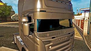 Scania RJL Sunvisor Pack