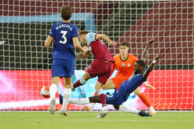 West Ham 3-2 Chelsea   How the f**k did we lose that game!
