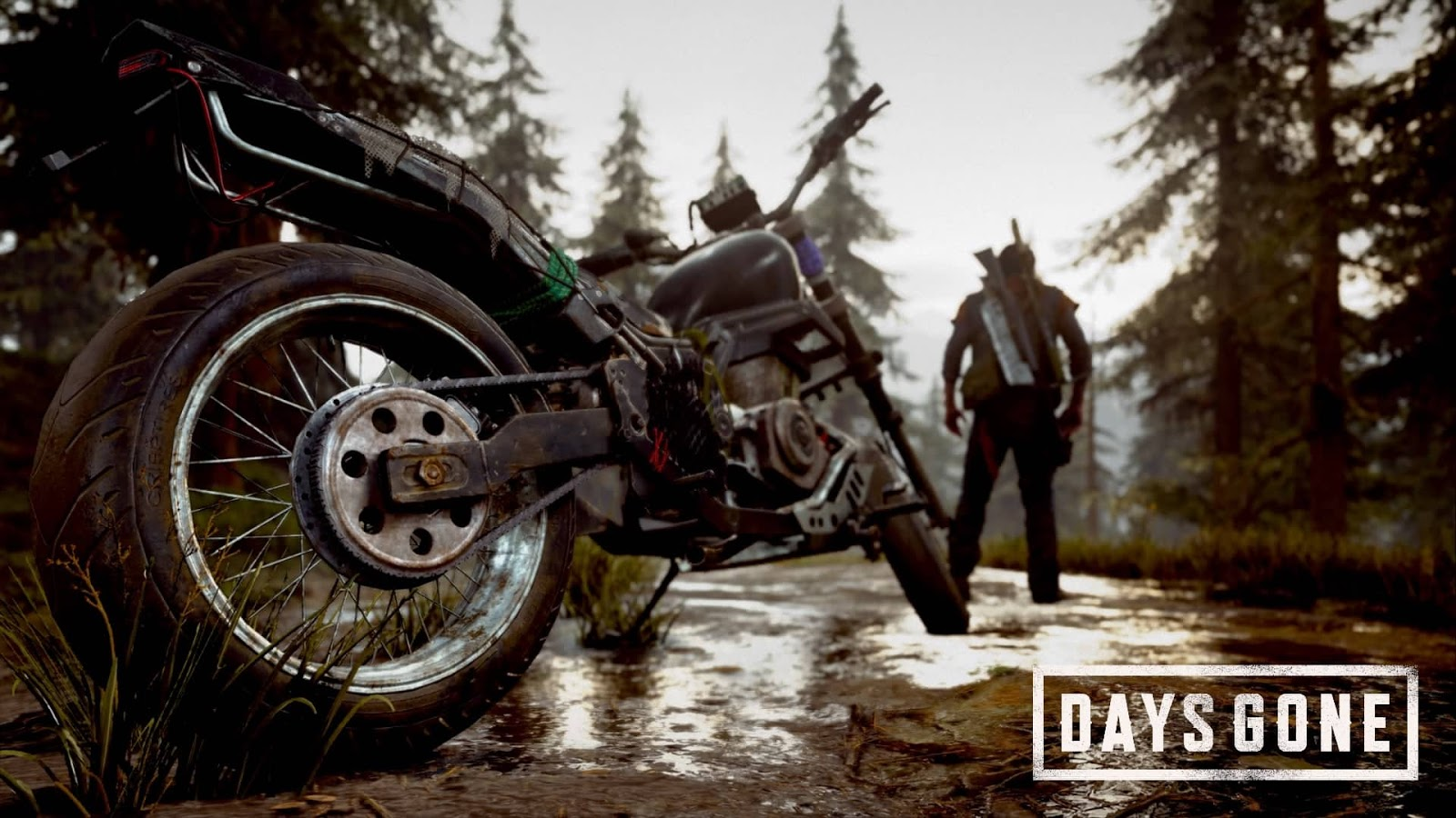 A full review of the much awaited Playstation game Days Gone