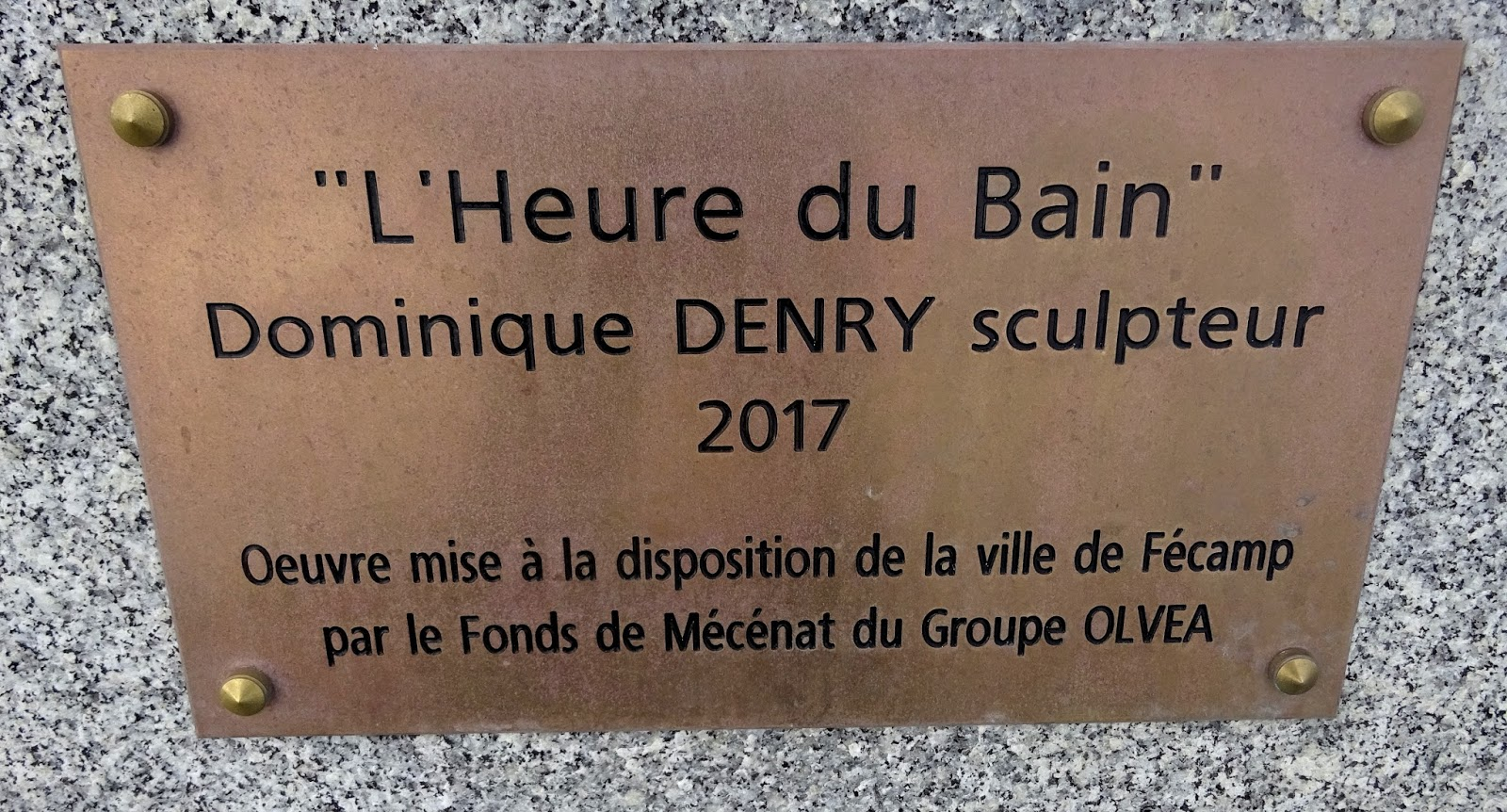 Dr Tony Shaw: Dominique Denry in Fécamp (76), Seine-Maritime (76)