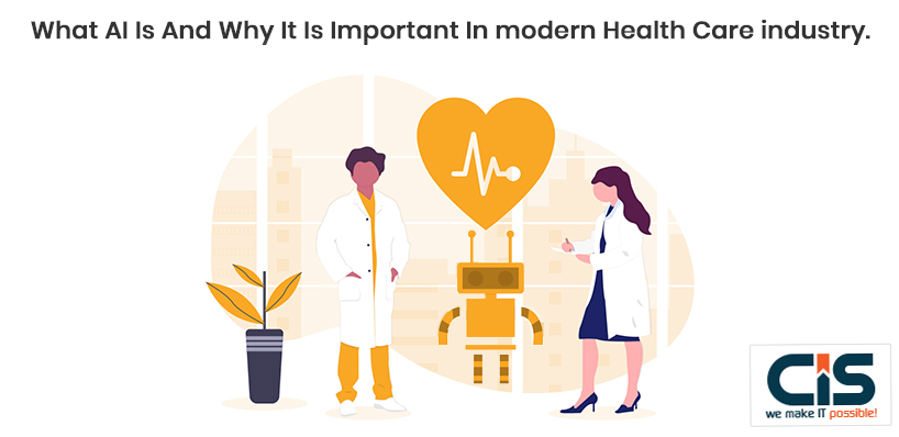 AI in Modern Health Care Industry