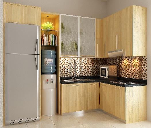 Kitchen Set Ruang Kecil: 50 Desain Kitchen Set Untuk Dapur Kecil