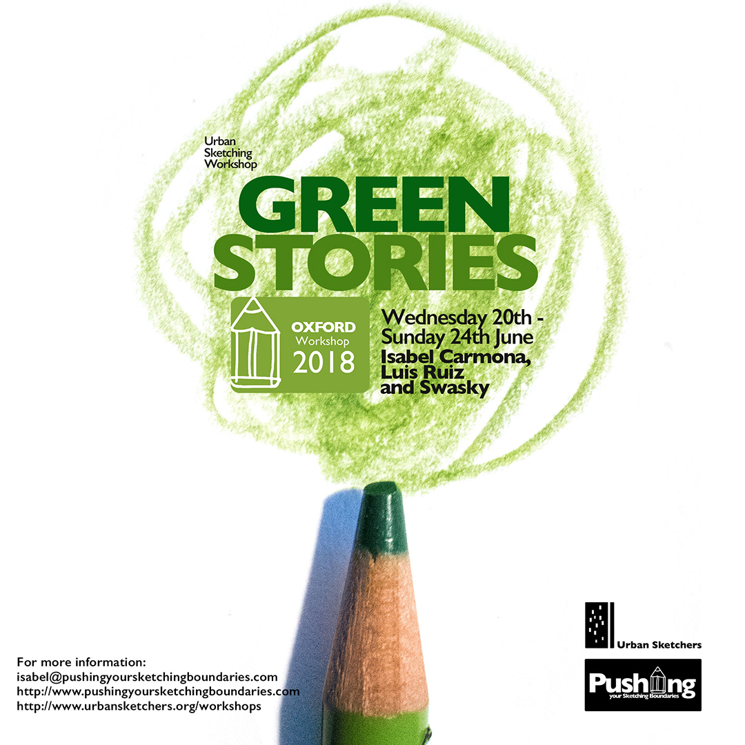 Green Stories Pysb In Oxford From 20th To 24th June 2018 Urban Revo Fit Neo Kota Semarang