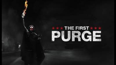 The First Purge (2018) Hindi Dubbed Dual Audio 300mb Movies 480p