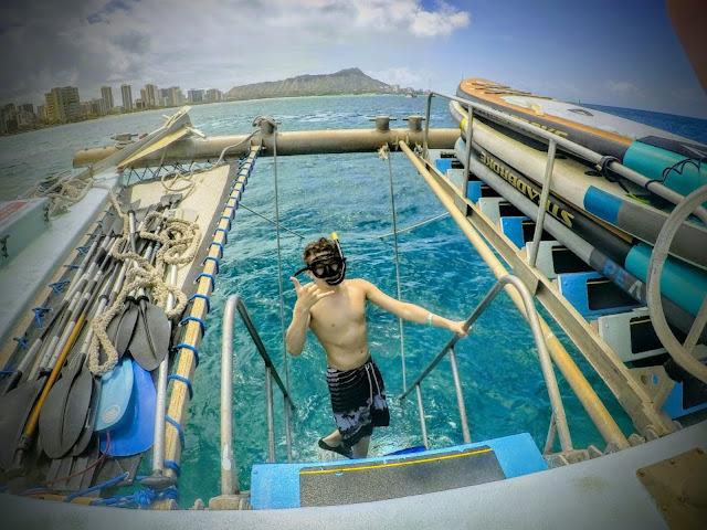 Best snorkeling spots on Oahu