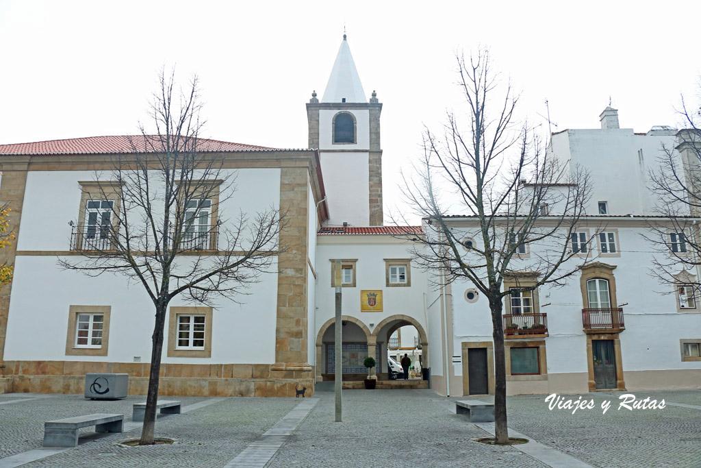 Plaza de Don Pedro V de Castelo de Vide