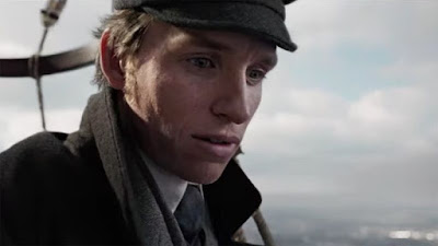 Eddie Redmayne (James Glaisher)