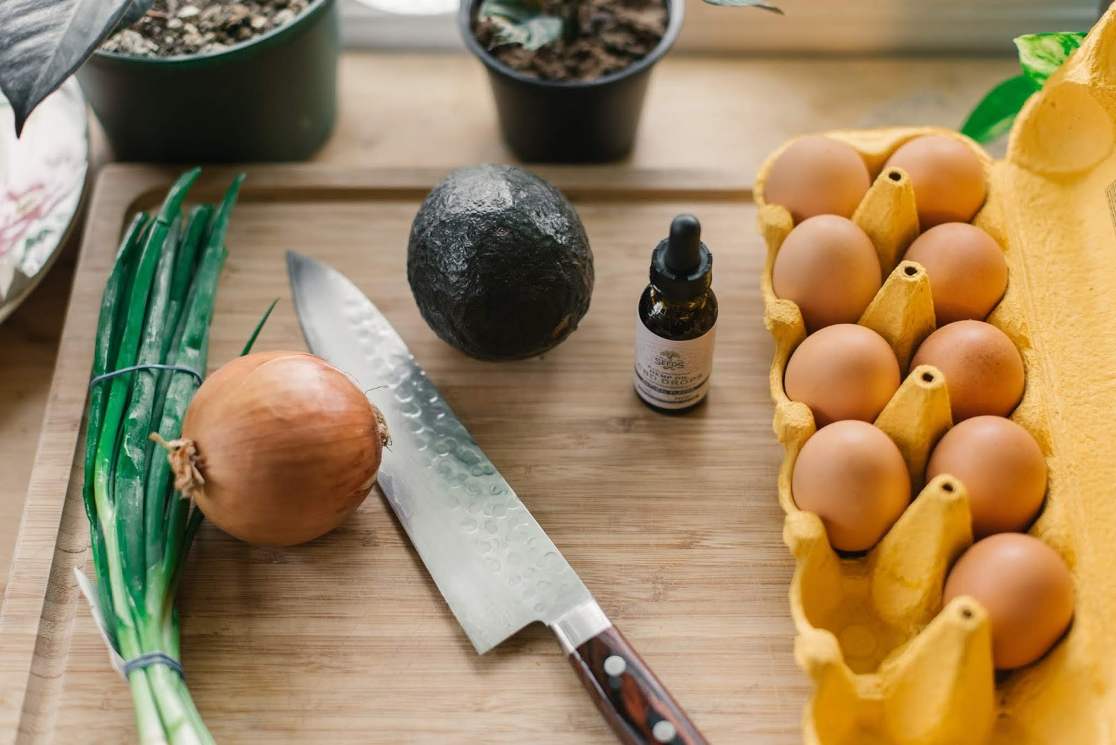 how to cook with cbd oils